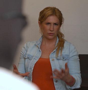 Sandra Ribbe, Fernsehen, TV, Reporterin, Autorin